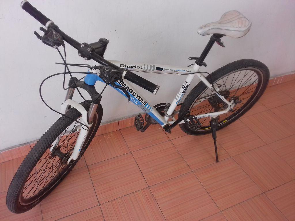 Vélo à un prix généreux