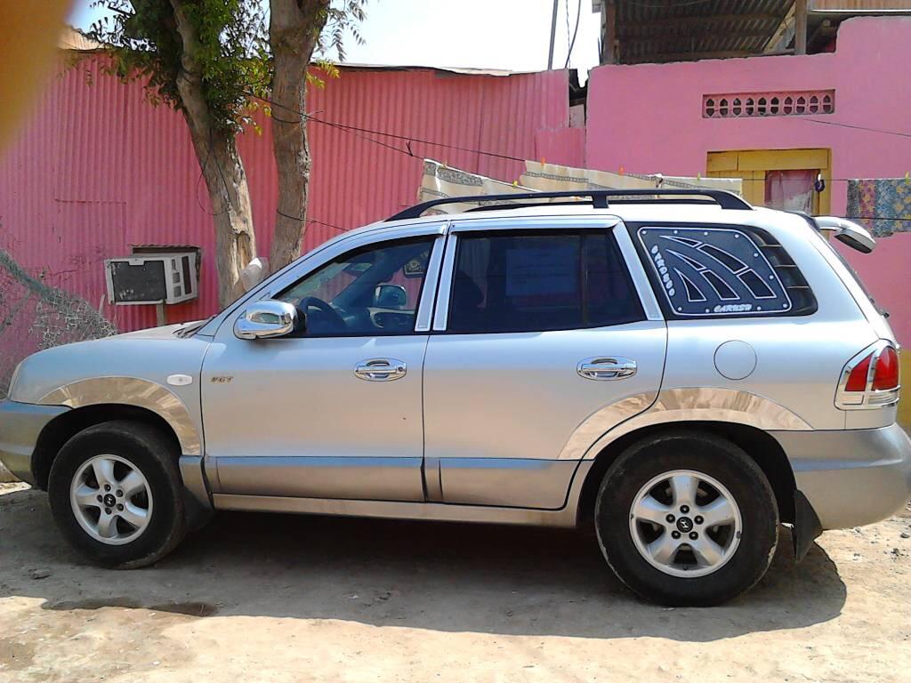 Hyundai Santa Fee 224 Djibouti