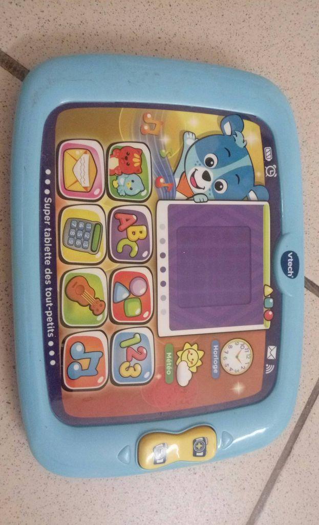 Tablette éducative pour enfants à vendre
