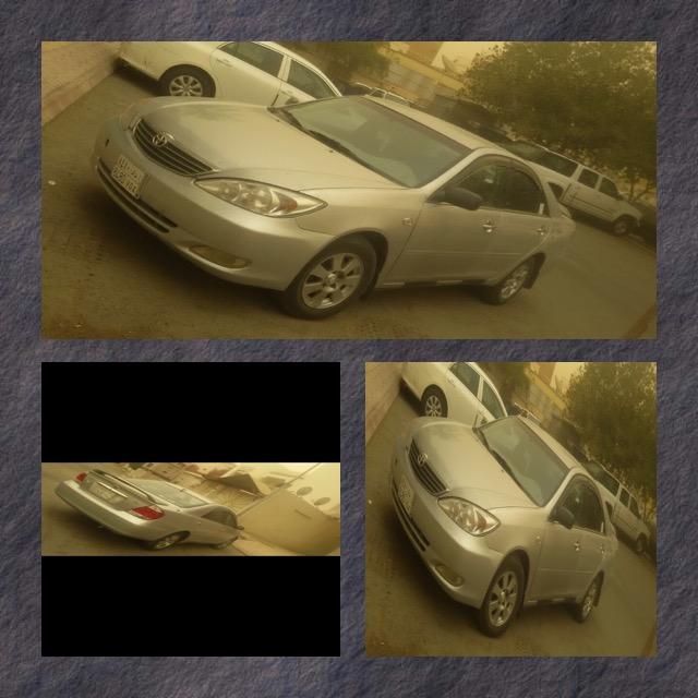 Toyota Camry America 2003