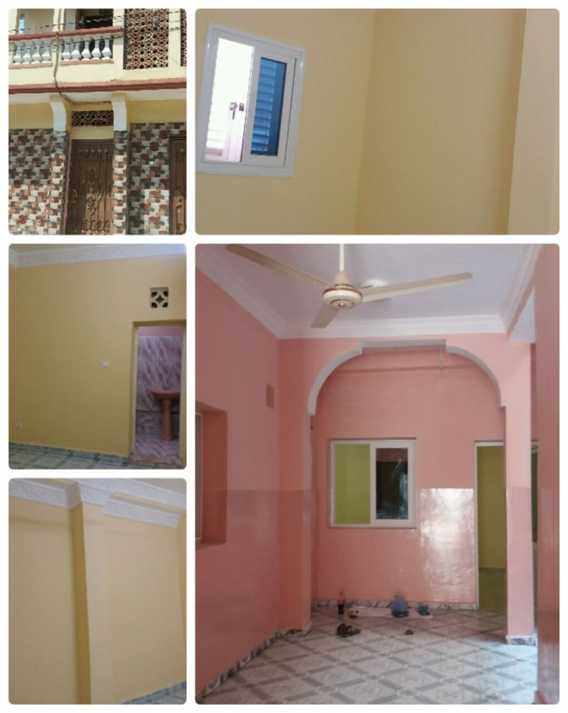 Location d'un appartement F3 a Wadjir