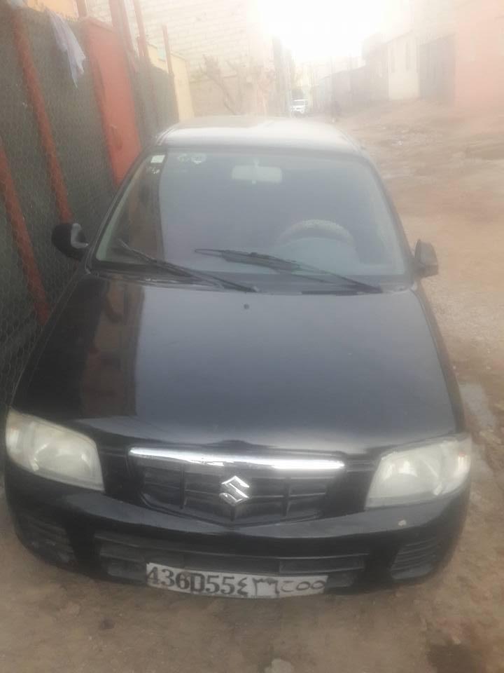 Suzuki Alto 2009 black