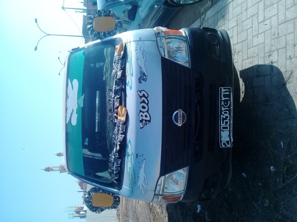 Mini bus Nissan Urvan 3.0 di