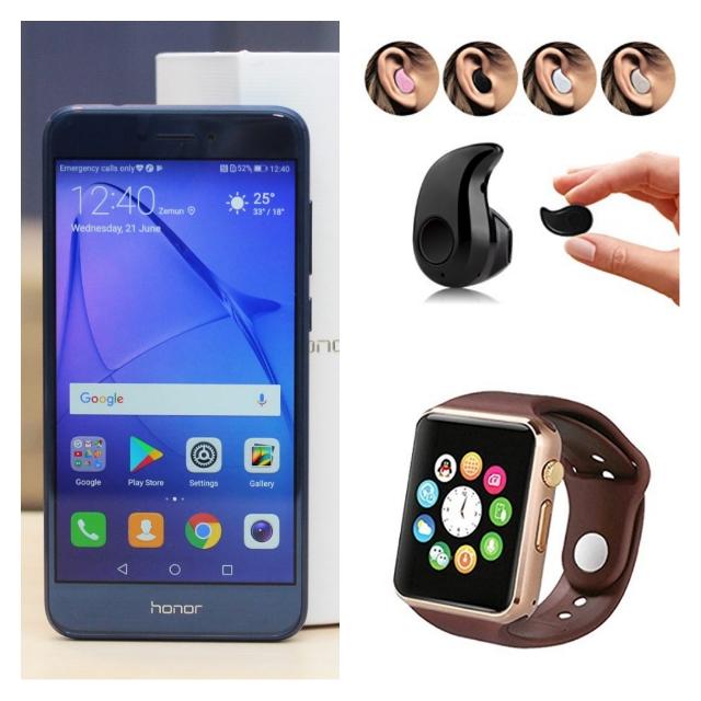 Smartphone & smartwatch