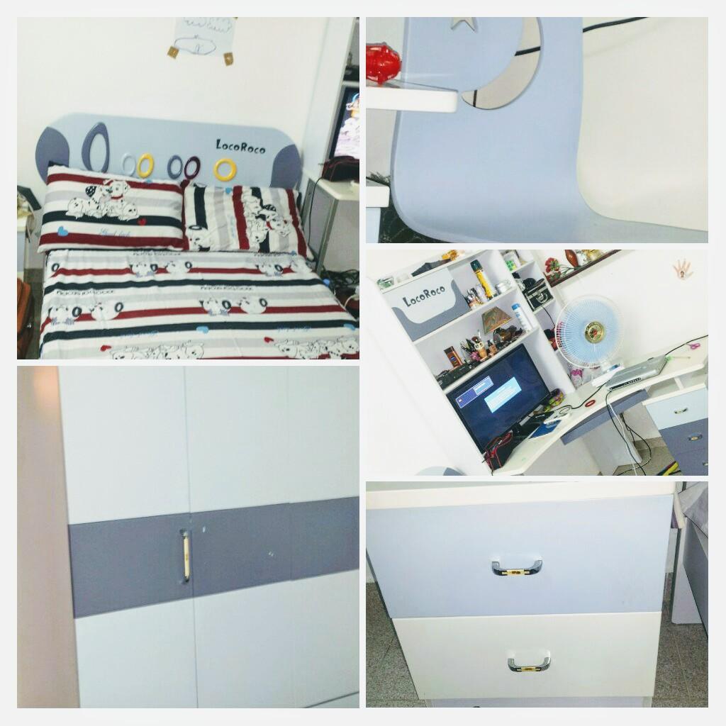 chambre pour enfants gar on lit living table de chevet armoire chaise djibouti. Black Bedroom Furniture Sets. Home Design Ideas