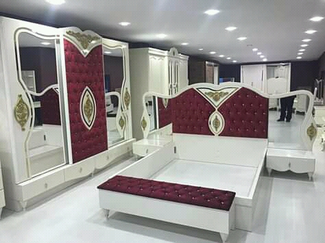 vente des chambre a coucher moderne à Djibouti