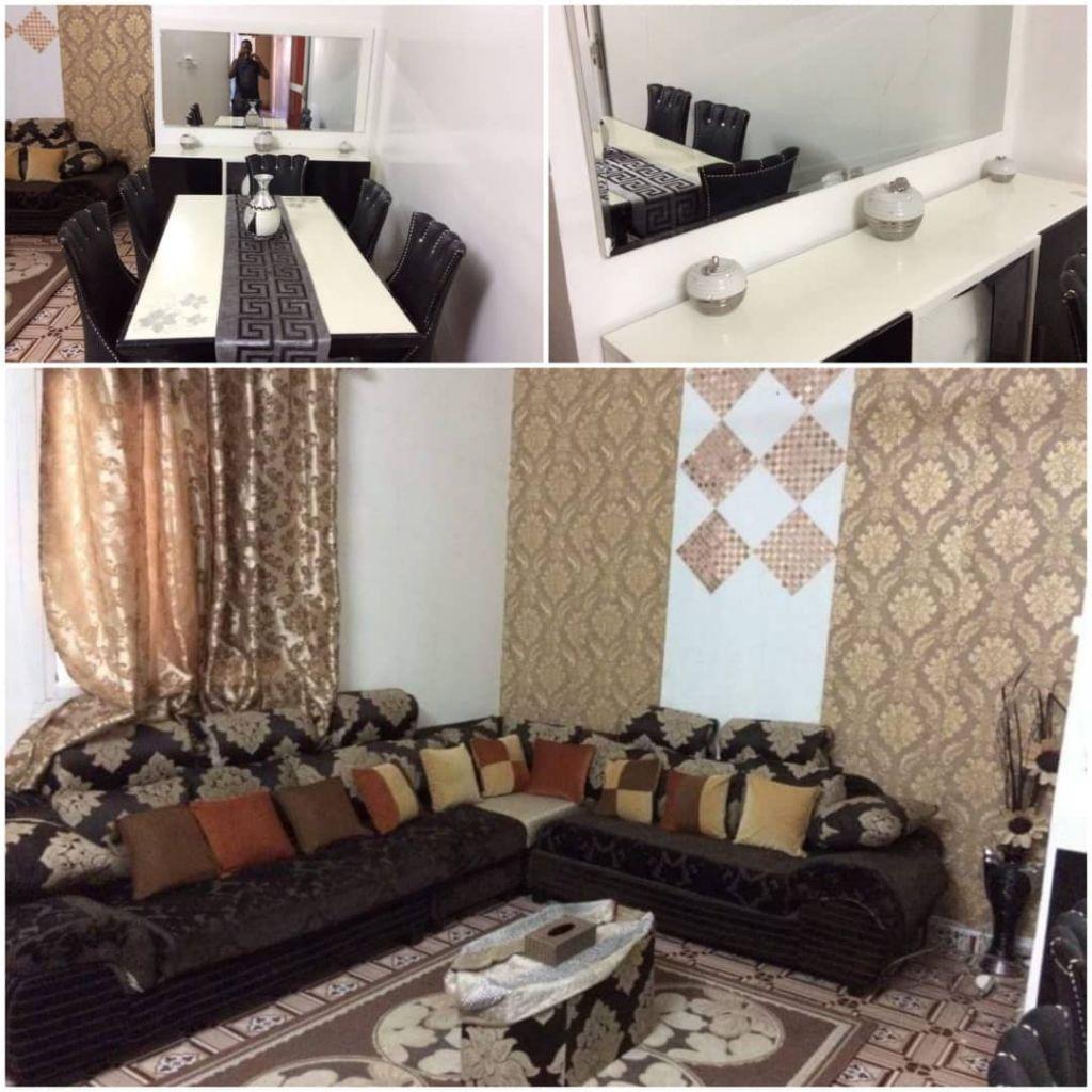 Canape+salle A Manger Et Living