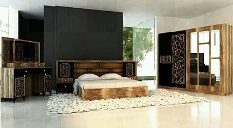 Chambre a coucher moderne à Djibouti